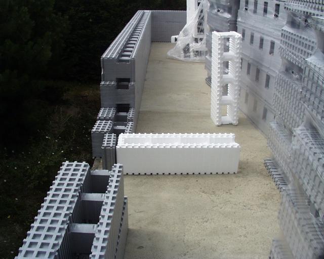 Top Neoporhaus bei Wien von Selbstbauern WS13
